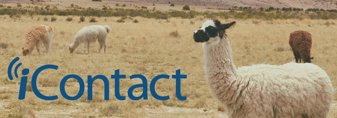 iContact contest integration