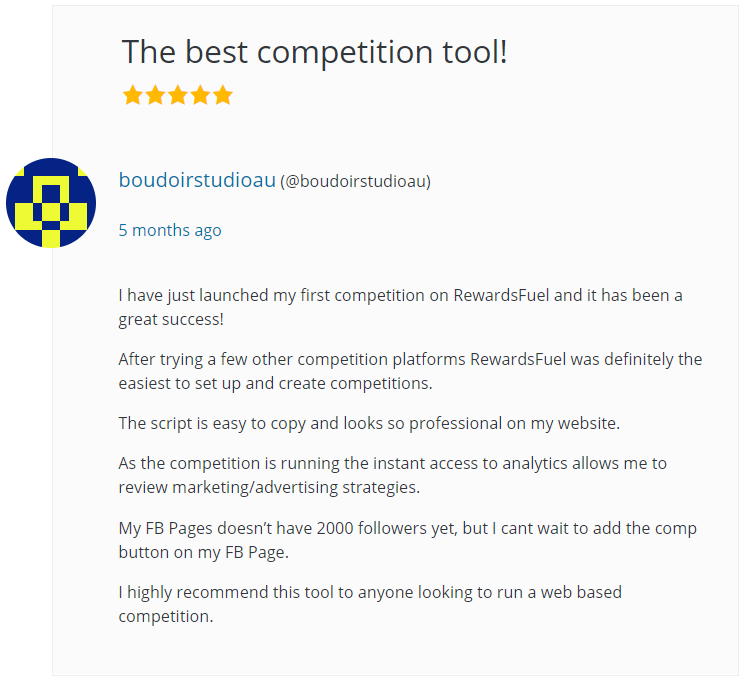 wordpress contest software review